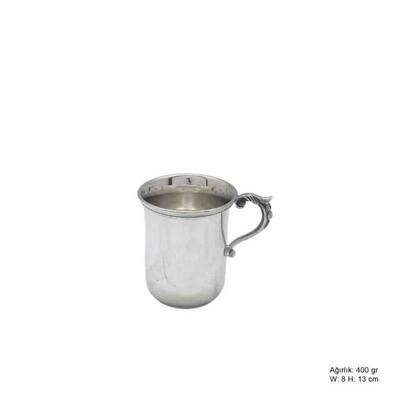 Tekbir Silver - 925 Ayar Gümüş Bardak