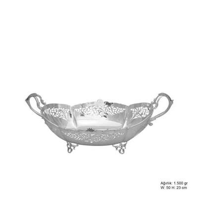 Tekbir Silver - 925 Ayar Gümüş Bolller