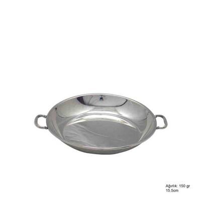Tekbir Silver - 925 Ayar Gümüş Sahan