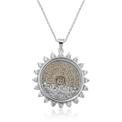 Tekbir Silver - Gümüş Esmaül Hüsna Bayan Kolye
