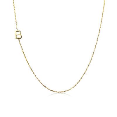Tekbir Silver - Gümüş Harfli Bayan Kolye