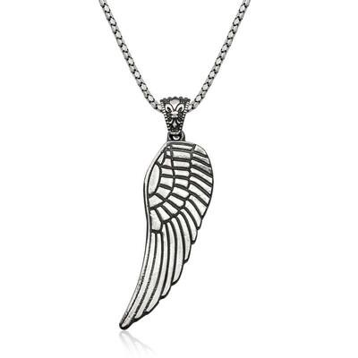Tekbir Silver - Gümüş Kanat Kolye