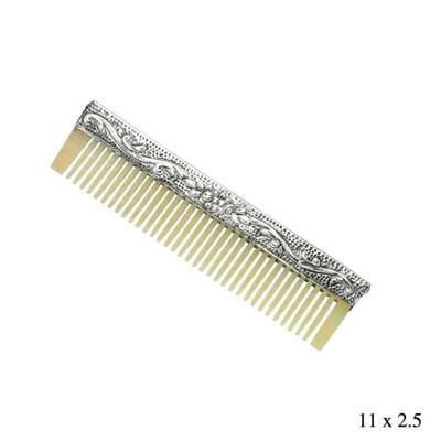 Tekbir Silver - Gümüş Kemik Tarak