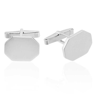 Tekbir Silver - Gümüş Kol Düğmesi