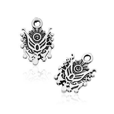 Gumush - Gümüş Osmanlı Arması Tesbih Püskülü
