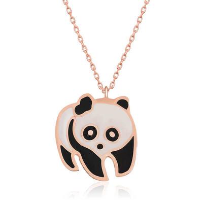 Gumush - Gümüş Panda Bayan Kolye
