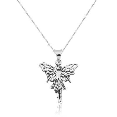 Tekbir Silver - Gümüş Şeytan Kolye