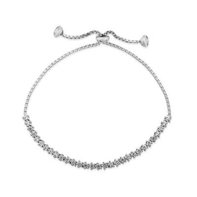 Tekbir Silver - Gümüş Su Yolu Asansör Bayan Bileklik