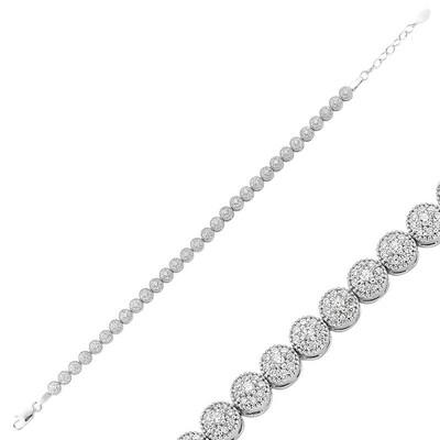 Tekbir Silver - Gümüş Su Yolu Bayan Bileklik